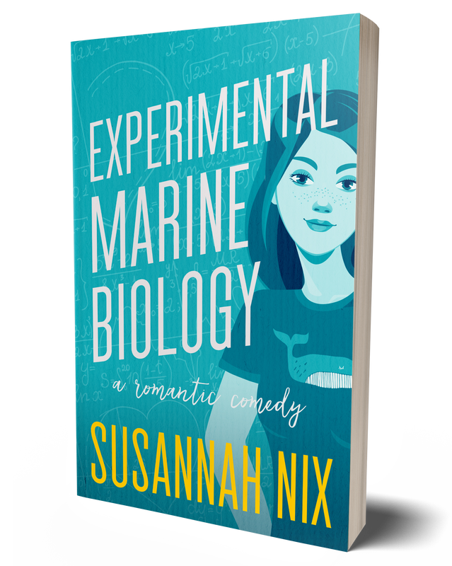 Experimental Marine Biology by Susannah Nix